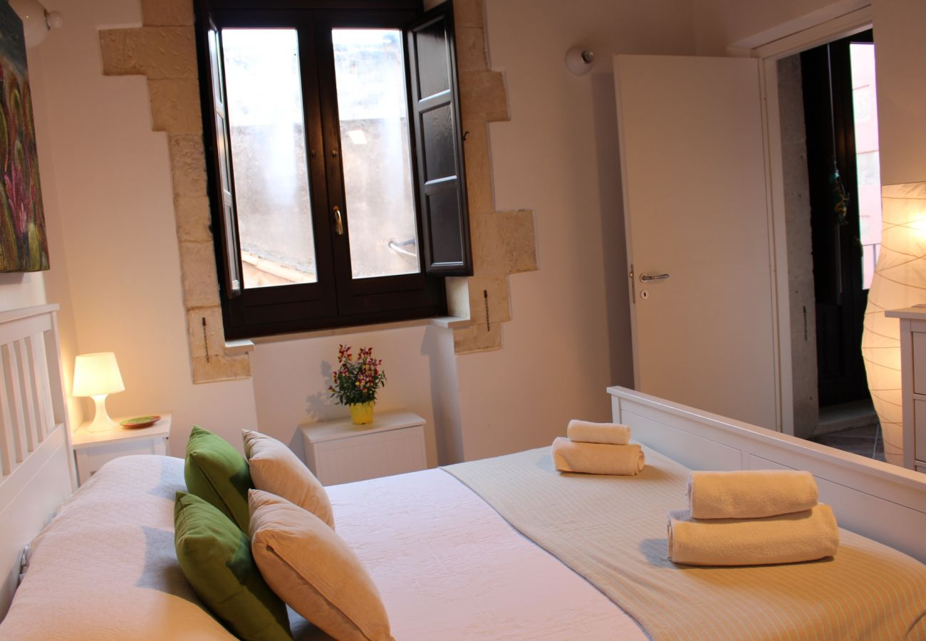 Apartment in Syracuse - Casa Pesce Palla,Sicilian style apartment.