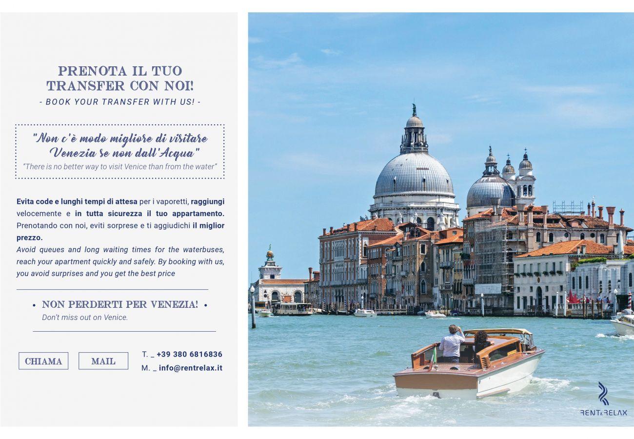 Apartment in Venice - Arsenale Design Apartment R&R