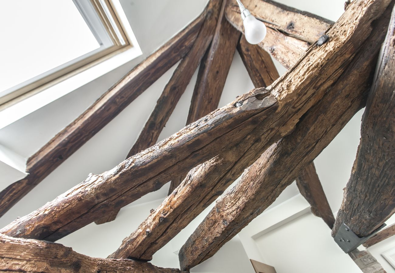 Details of the beams