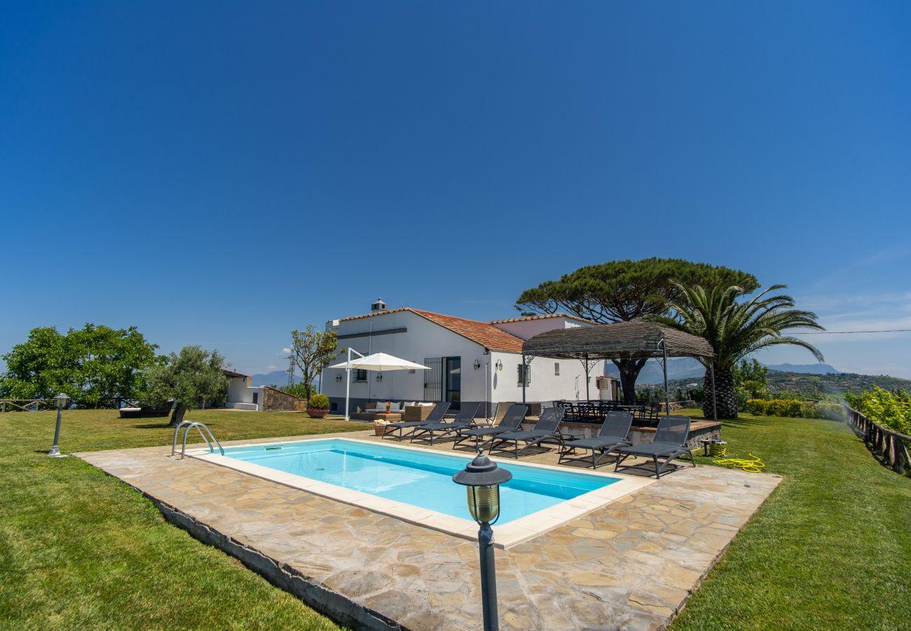 Villa in Massa Lubrense - Casa del Capitano