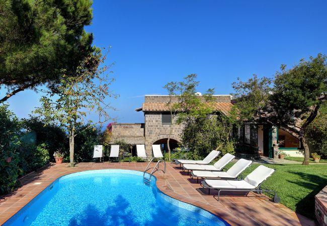 Villa in Massa Lubrense - Fondo Turiello
