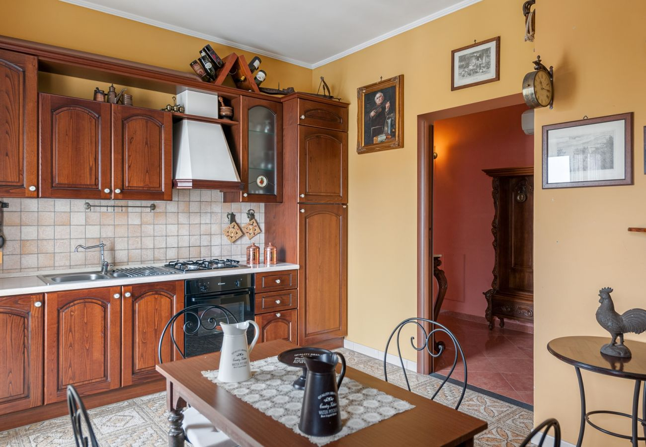 Apartment in Sorrento - La Musica