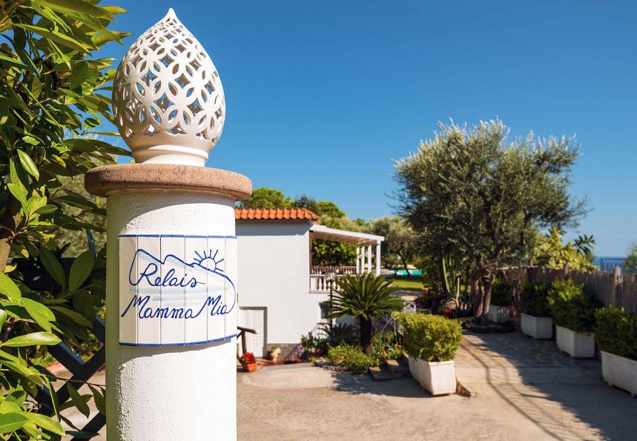 Villa in Massa Lubrense - Relais Mamma Mia
