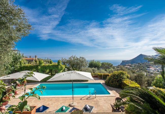 Villa in Massa Lubrense - Villa Due Golfi