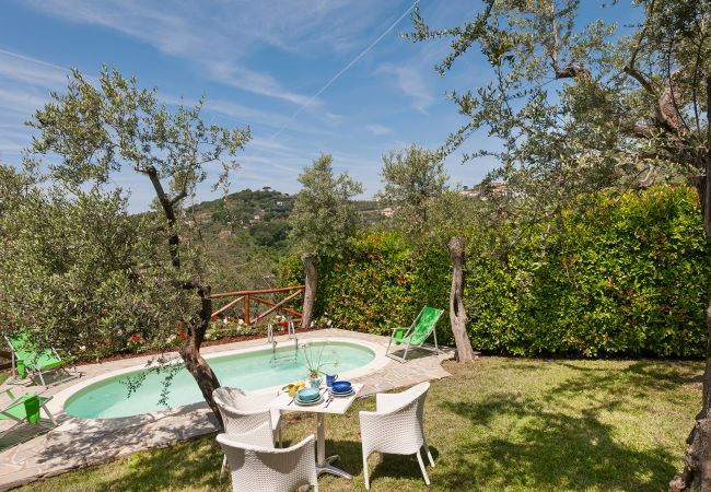 Villa in Massa Lubrense - Villa Saretta