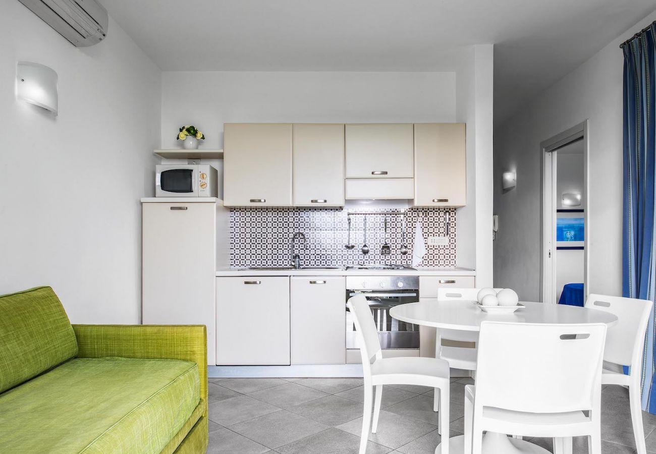 Apartment in Massa Lubrense - Le Capannelle - Turandot nr.2