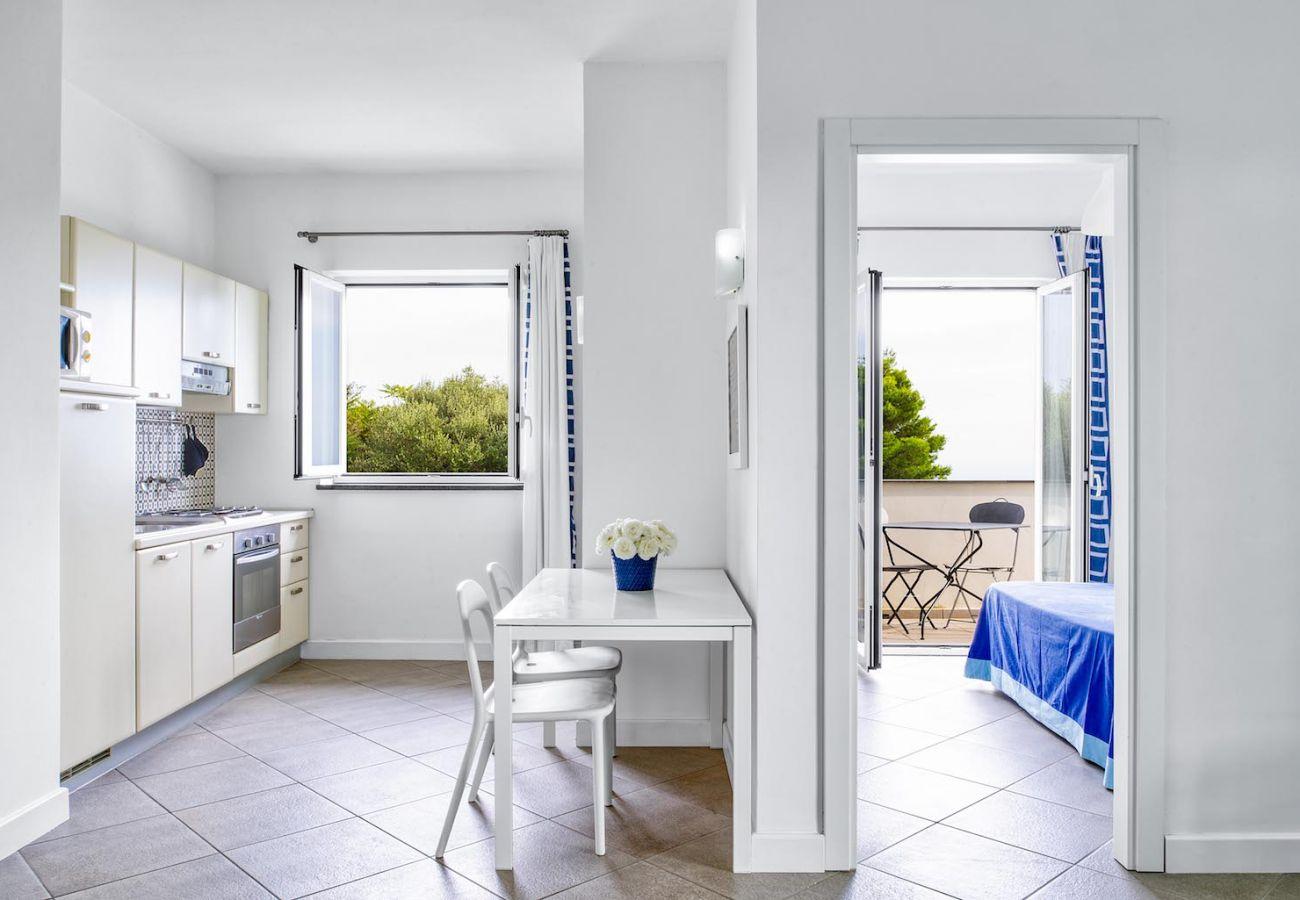 Apartment in Massa Lubrense - Le Capannelle - Aida nr.7