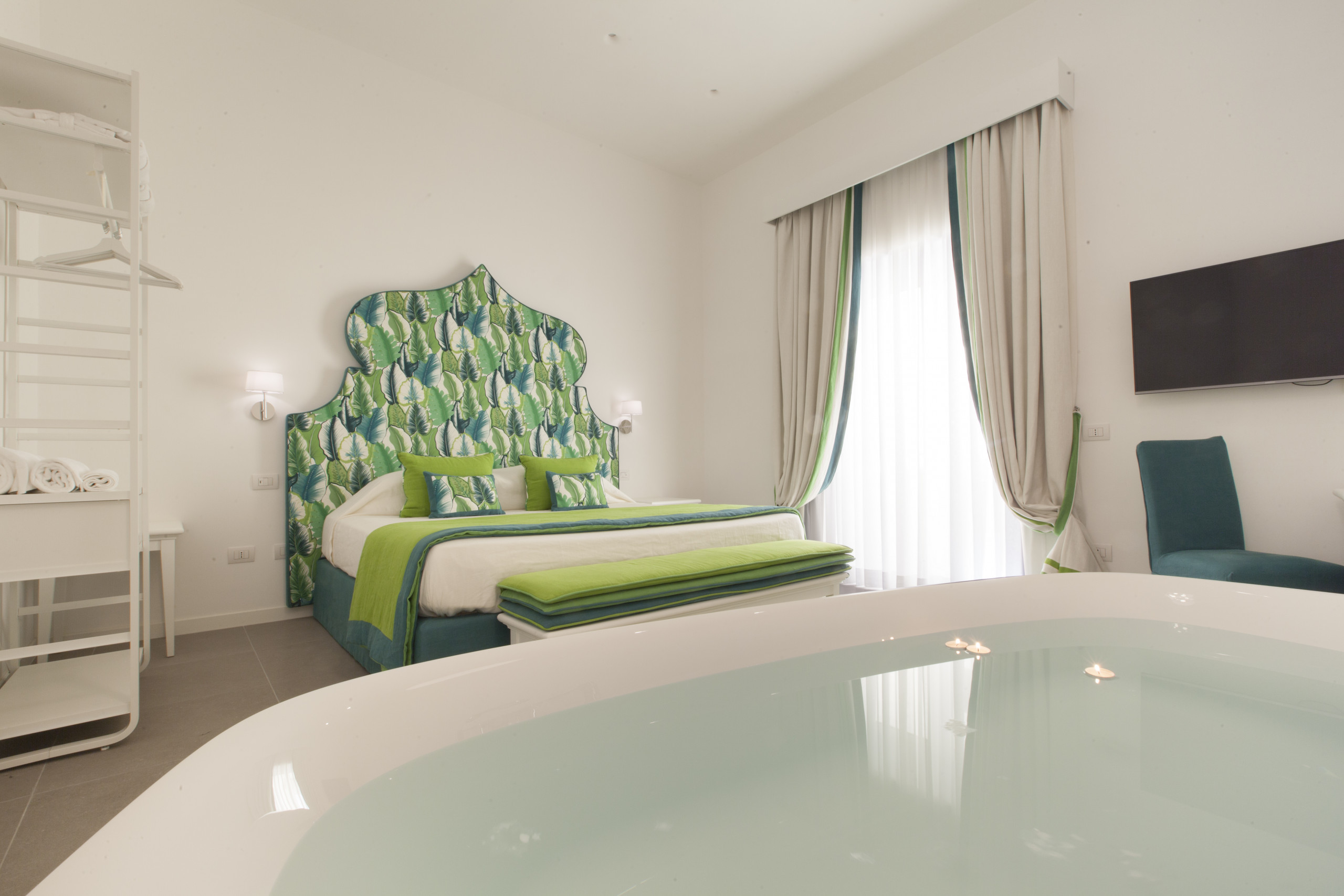 Green Suite Sorrento Tasso Square