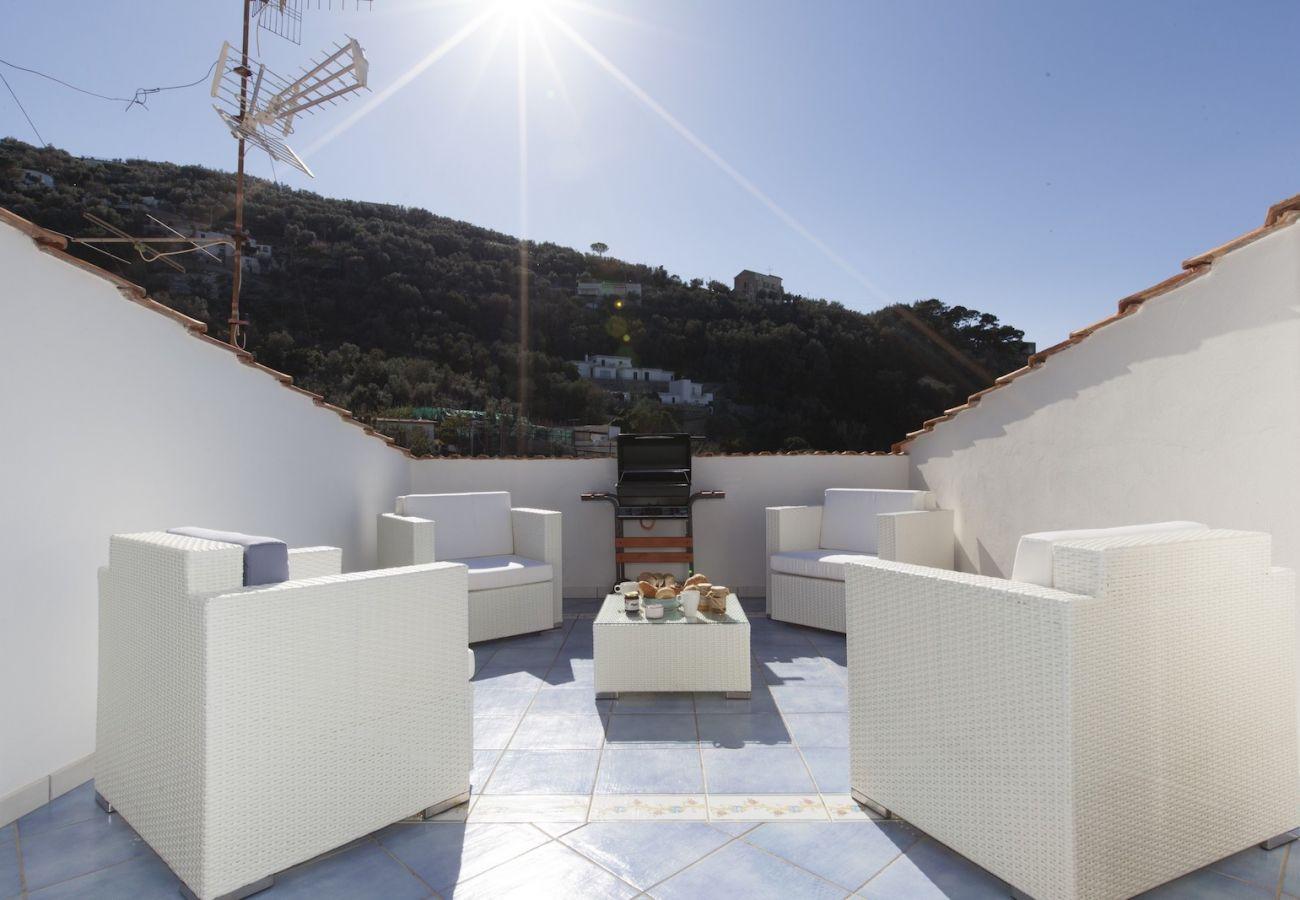 Apartment in Massa Lubrense - Tetto Bianco