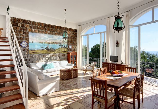 Villa in Massa Lubrense - Casa del Pescatore