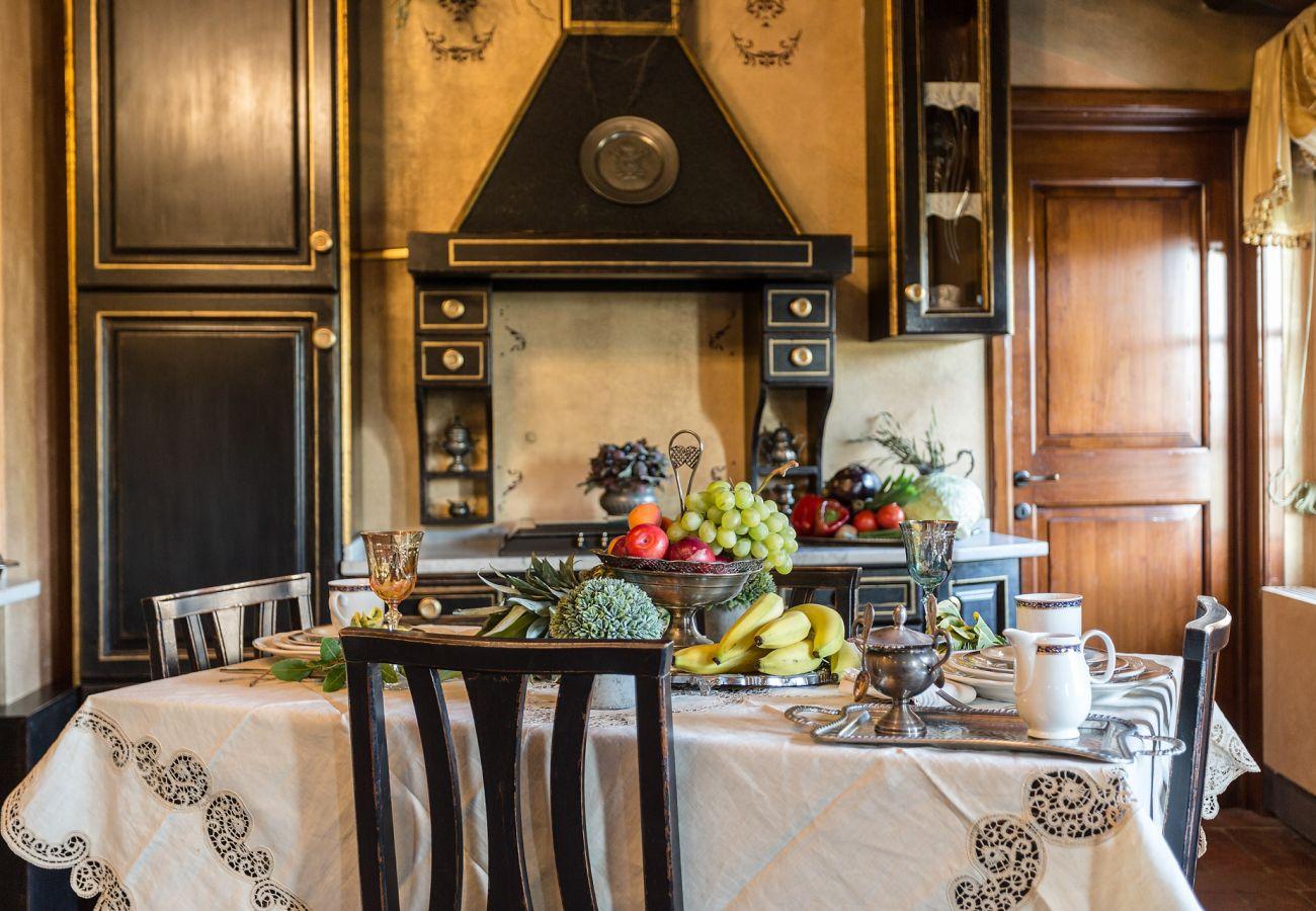 Villa in Capannori - La Dimora dei Conti