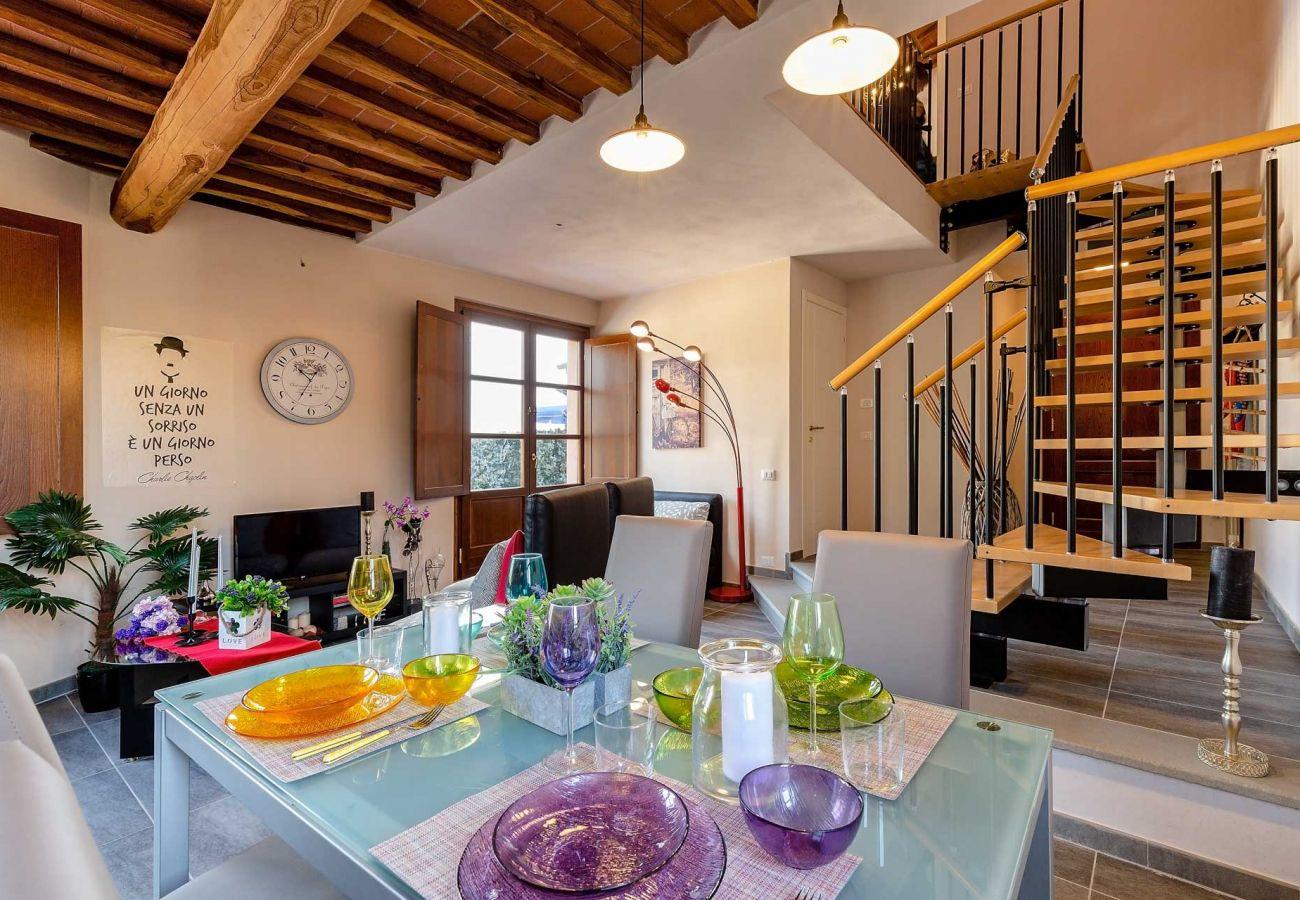 Villa in Lucca - Kinzia Farmhouse Apartment