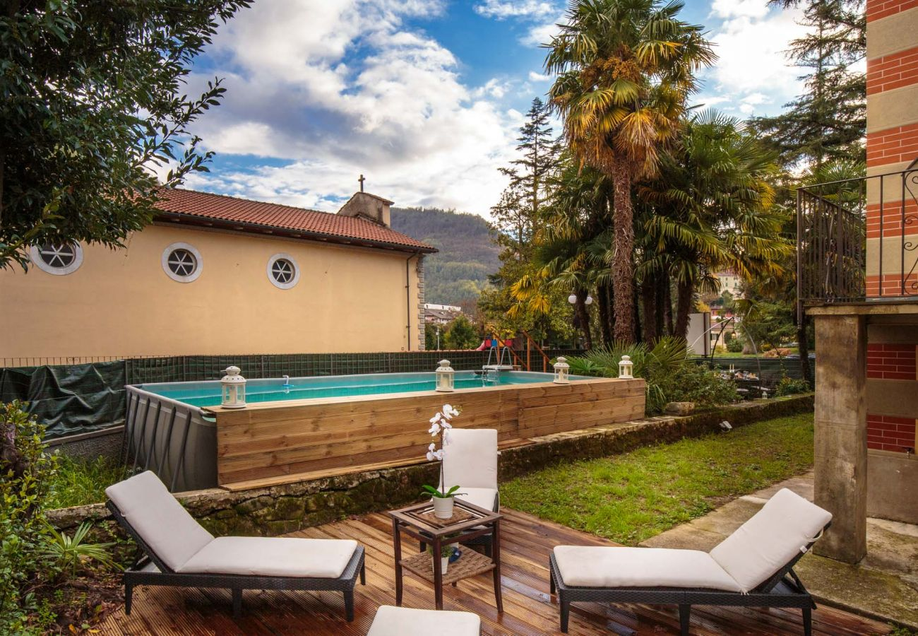 Villa in Bagni di Lucca - Villa Contessa
