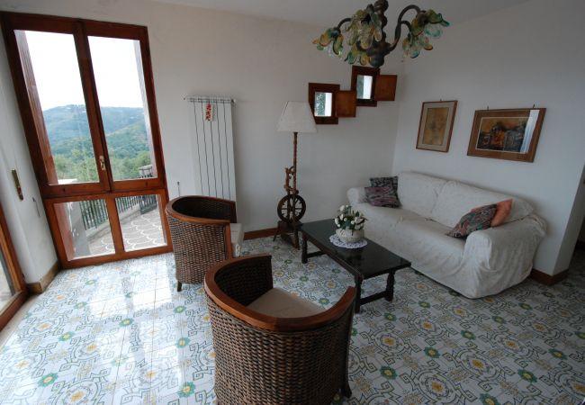 Villa in Massa Lubrense - Villa Vivara