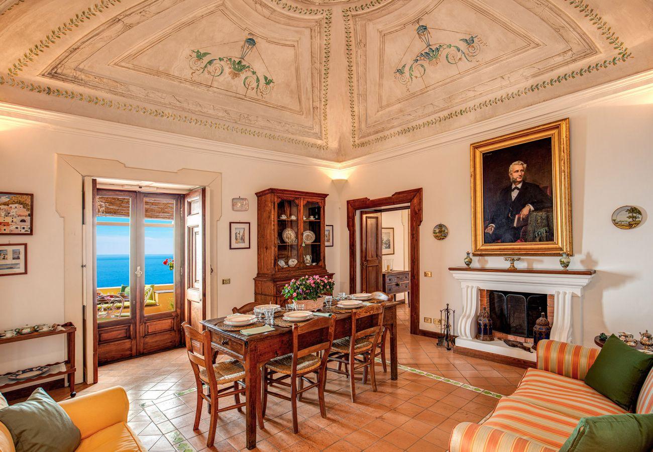 living room casa marina, 18th century
