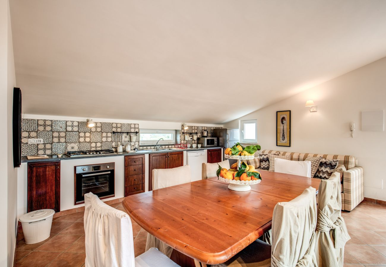 3rd dining room with kitchenette, second floor