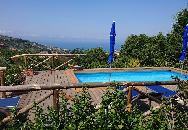 Villa/Dettached house in Massa Lubrense - Villa La Peppina