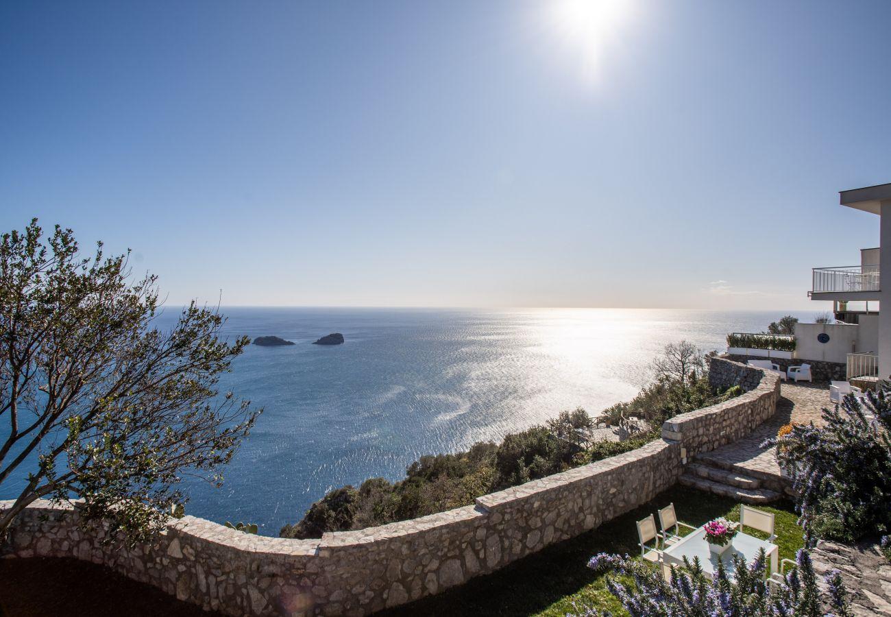 Villa in Sant´Agnello - Villa Belvedere delle Sirene