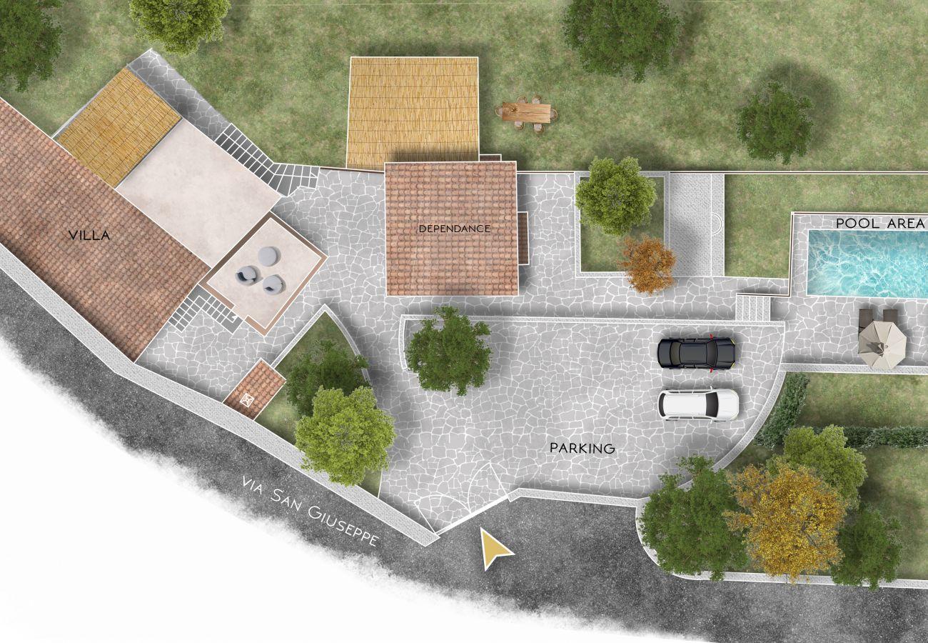 Villa in Sorrento - Villa Giulia