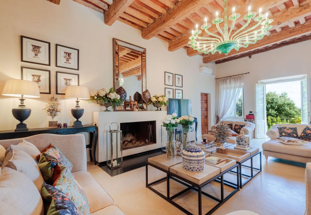 Villa in Capannori - Villa Duemani