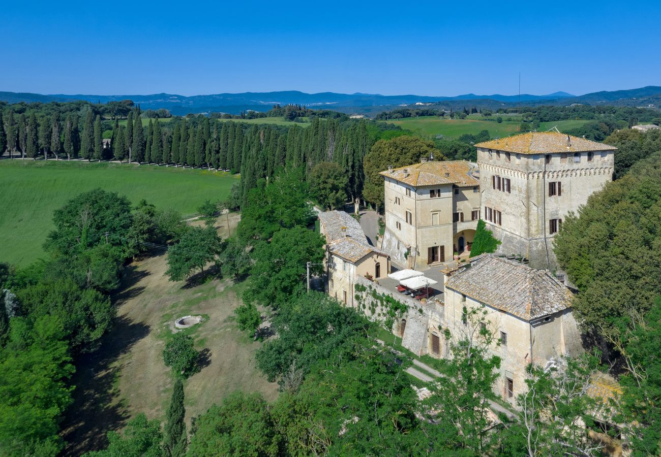 Villa in Buonconvento - Villa del Greco