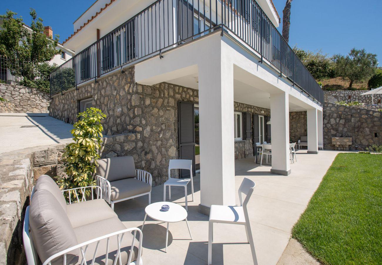 Villa in Massa Lubrense - Villa Andrilla