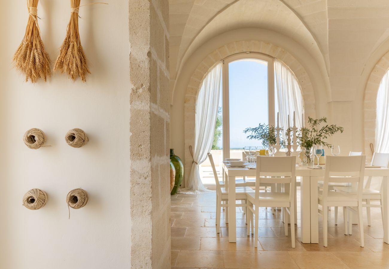 Villa in Carovigno - Tenuta Belvedere R&R