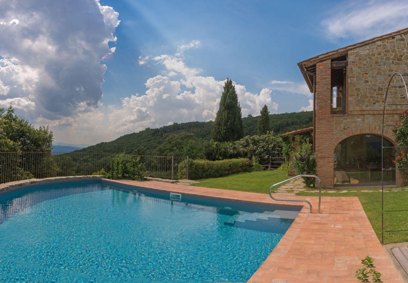 Villa in Poggio di Loro - Villa Tinaia