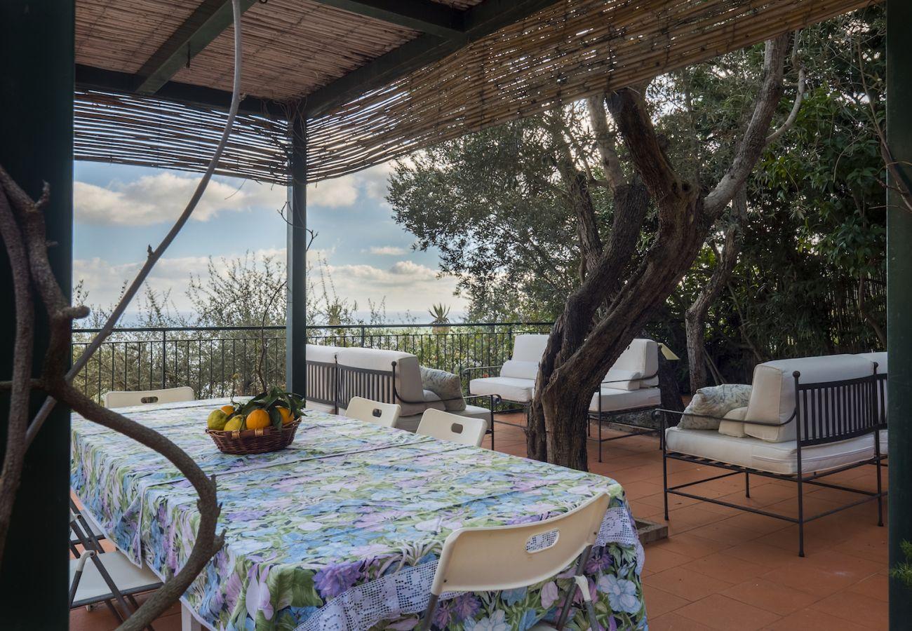 Villa in Massa Lubrense - Casa Baia di Nerano