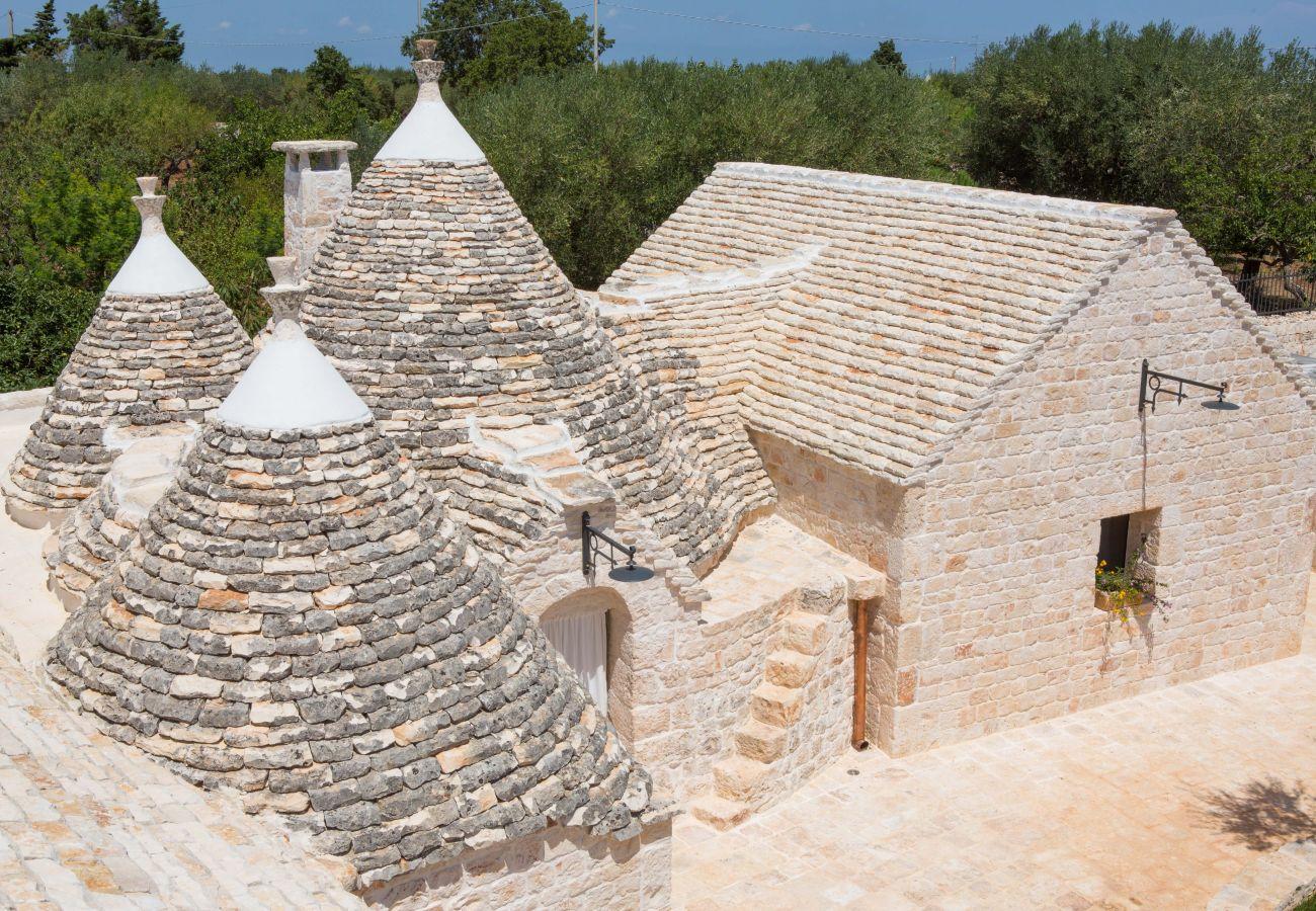 Villa in Castellana Grotte - Trullo Meraviglia